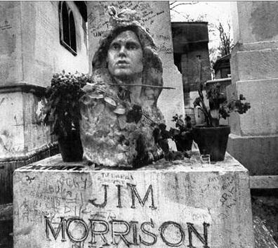 ジム・モリソン(1943-1971)