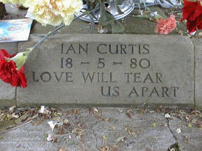 IAN CURTIS(1956-1980)