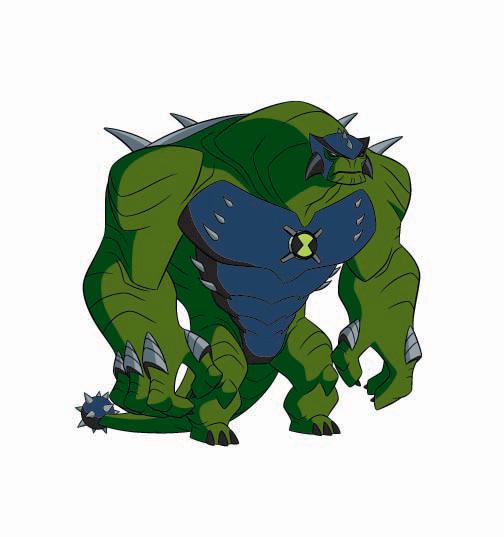 Ultimate gigantosaurus
