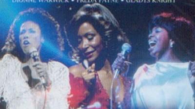 最高の黒人女性の声