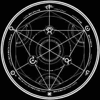 In alchemy ...
