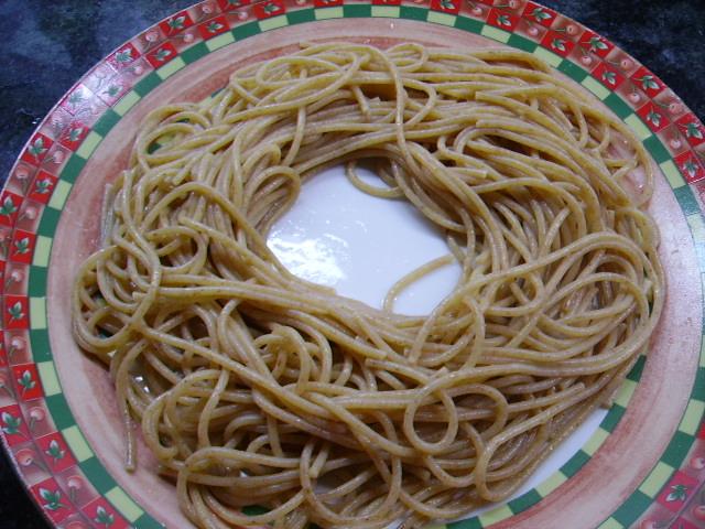 Aquecendo um prato no microondas