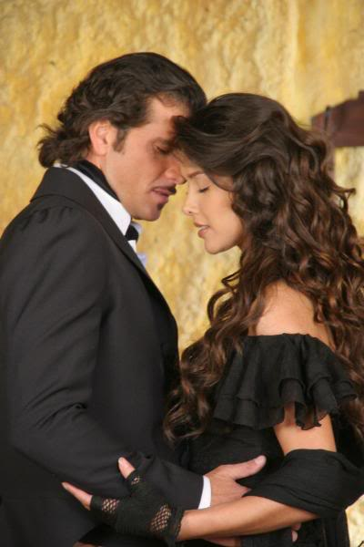 Diego und Esmeralda