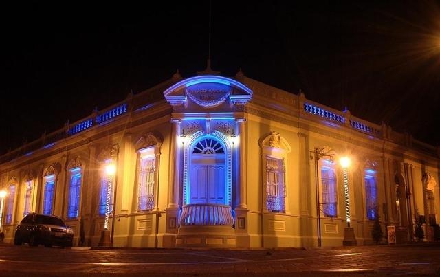 エルサルバドル、ラリベルタッドのサンタテクラ市