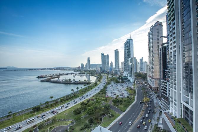 パナマ、パナマシティ