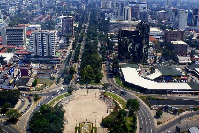 グアテマラシティ、グアテマラ