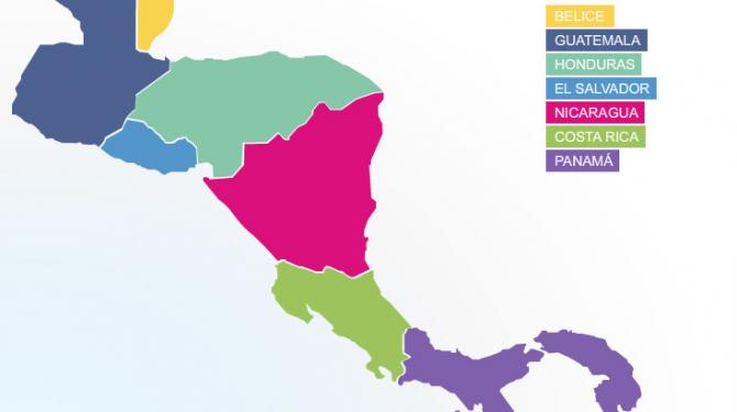 中央アメリカの最高の都市