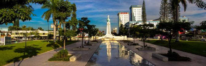 City of San Salvador, El Salvador