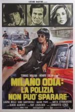 Milano odia: la polizia non può sparare