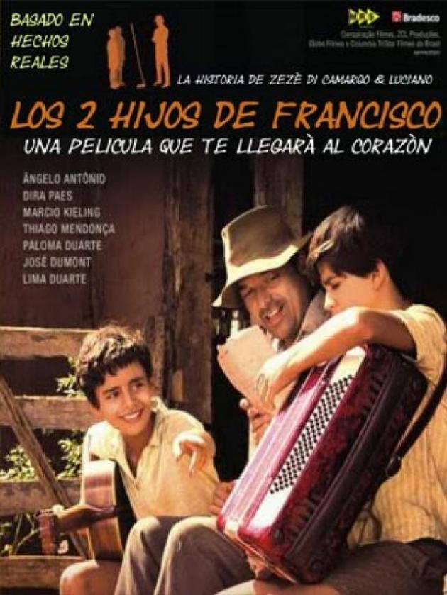 Zwei Söhne von Francisco