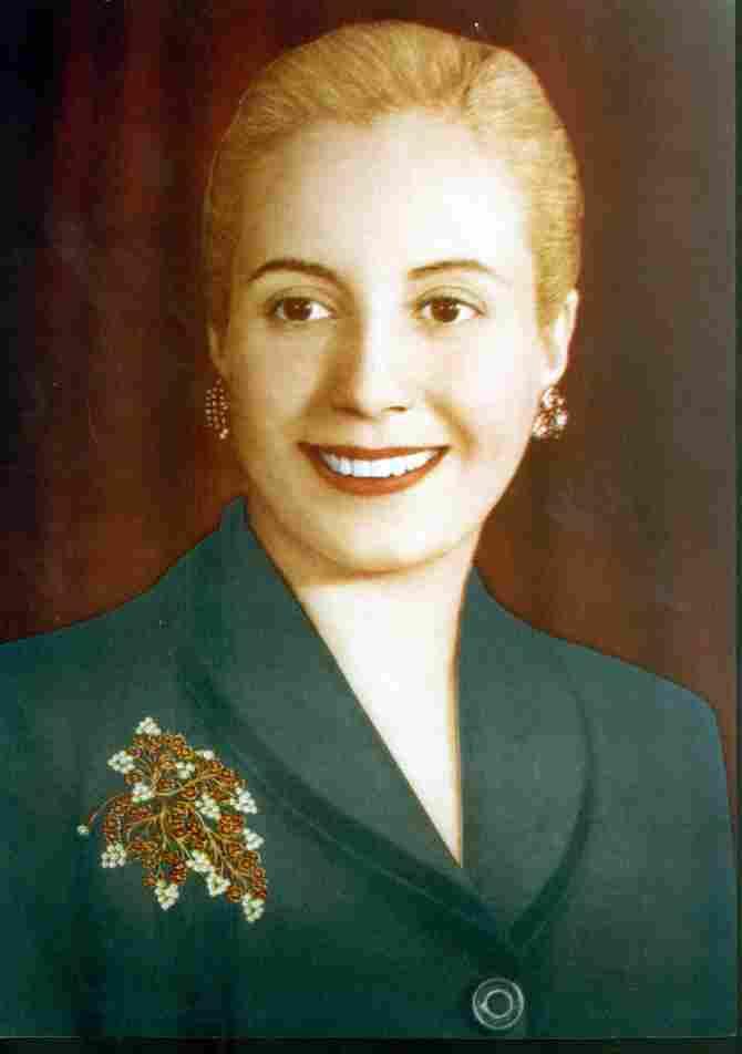 Eva Avoid Duarte de Perón