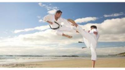 Significado da cor dos cintos de Taekwondo