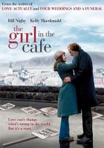La ragazza nel caffé