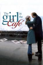 La chica del café
