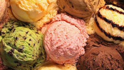 Лучшие ароматы мороженого