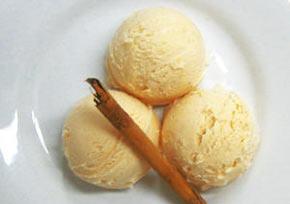 Ice cream beer