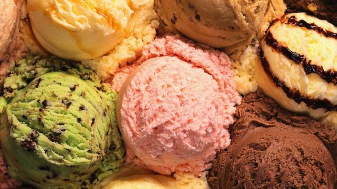 Os melhores sabores de sorvete