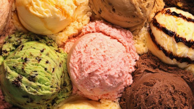 The best ice cream flavors