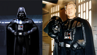 Actors que donen vida a personatges fantàstics