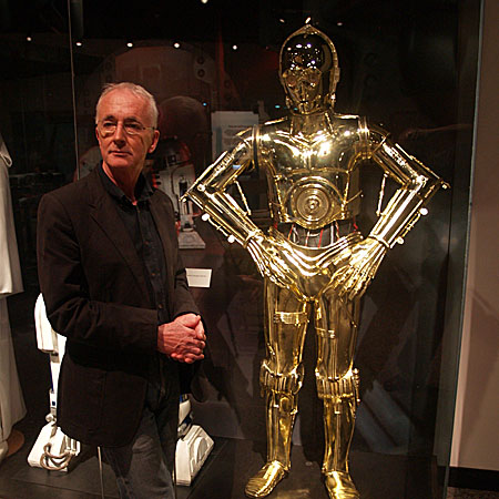 C3PO - Anthony Daniels