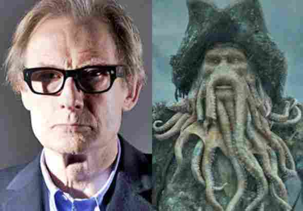 Davy Jones - Bill Nighy
