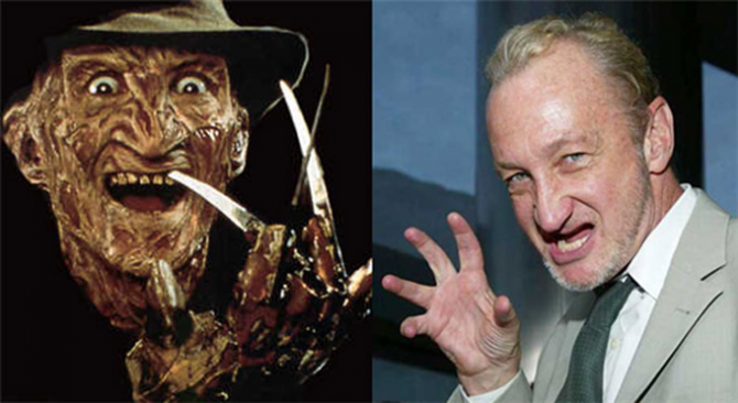 Freddy Krueger - Robert Englund