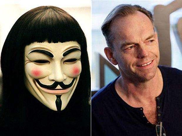 V de Vendetta - Hugo Weaving