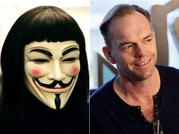V för Vendetta - Hugo Weaving