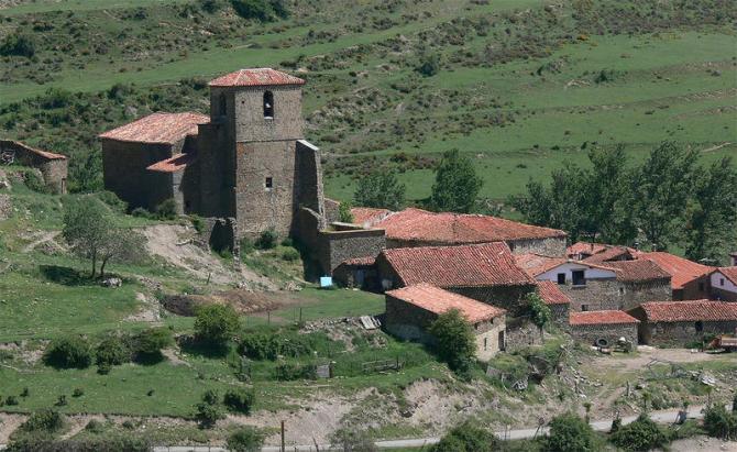 Орнилос-де-Камерос, Риоха (13 жителей)