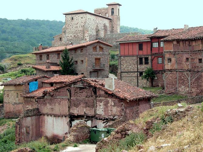 Пинильос, Риоха - (16 жителей)