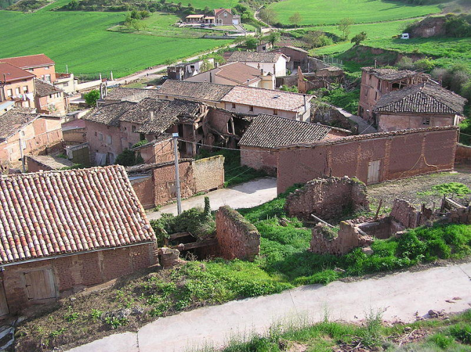 Безарес, Риоха - (17 жителей)