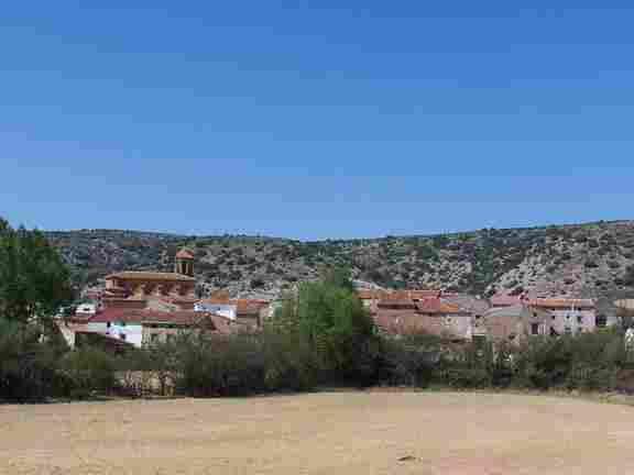 Allueva, Teruel - (15 inhabitants)