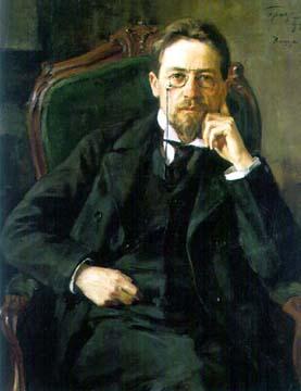 Anton Tchekhov.