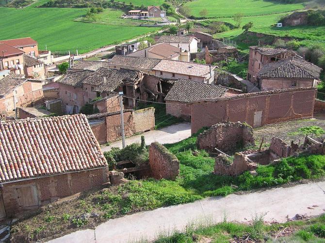 Bezares, La Rioja - (17 inhabitants)