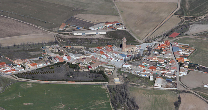 Blasconuño de Matacabras, Авила - (18 жителей)