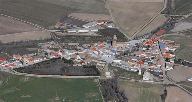 Blasconuño de Matacabras, Ávila - (18 inhabitants)
