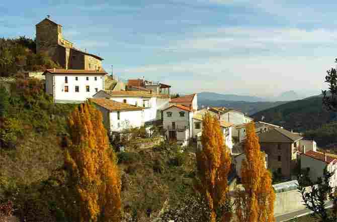 Castillonuevo, Navarra - (17 inhabitants)
