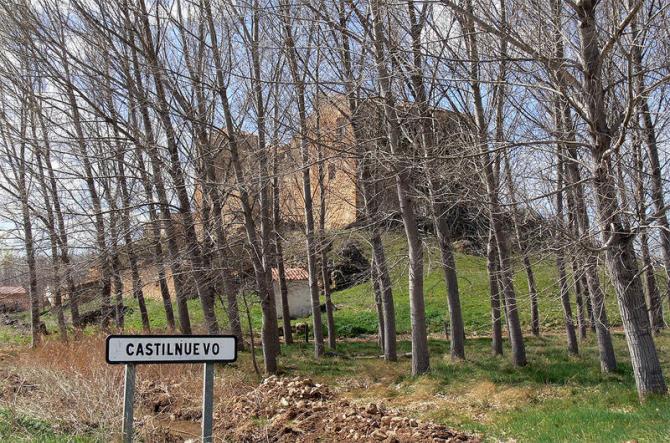 Castilnuevo, Guadalajara - (13 inhabitants)