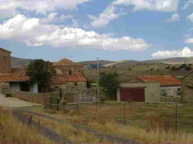 Estepa de San Juan, Soria - (9 inhabitants)