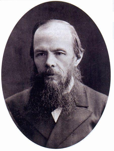 Fiódor Dostoyevski.