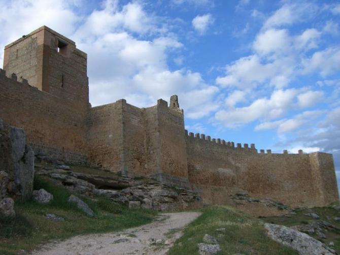 Gormaz, Soria - (19 inhabitants)