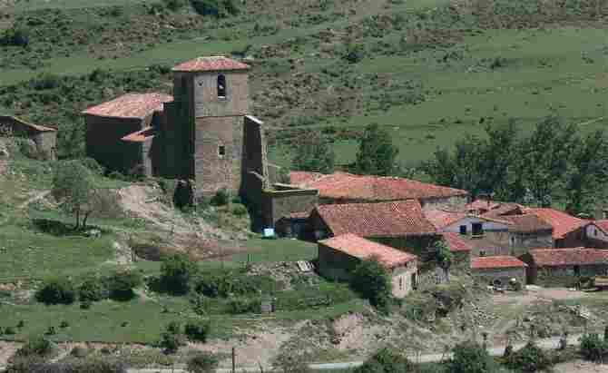 Hornillos de Cameros, La Rioja - (13 inhabitants)