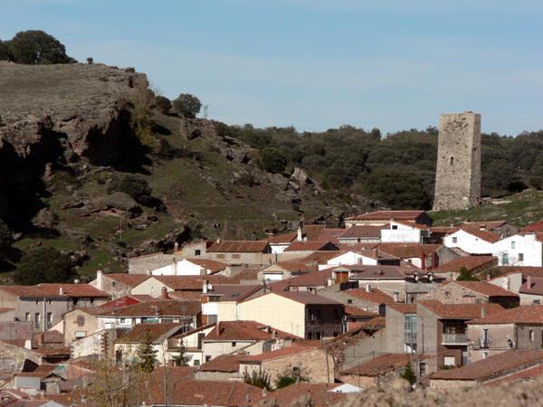 Iniéstola, Guadalajara - (17 inhabitants)