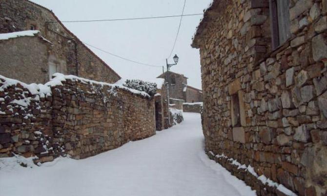 La Losilla, Soria - (12 inhabitants)