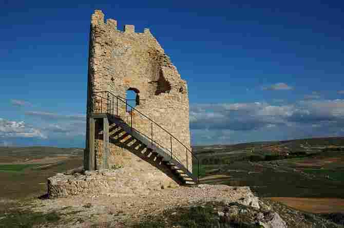 La Riba de Escalote, Soria - (19 inhabitants)