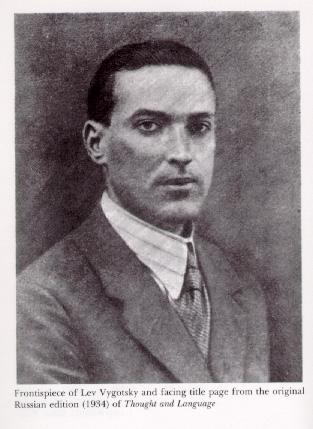 Lev Vygotsky.