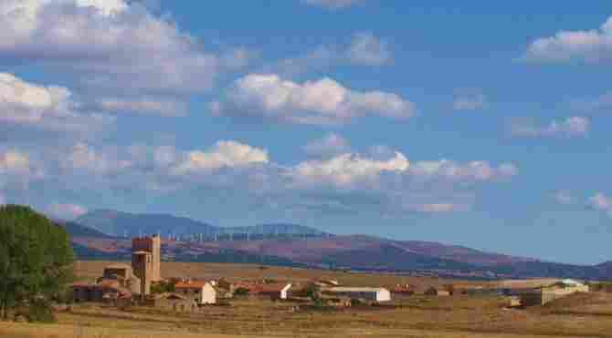 Maján, Soria - (16 inhabitants)