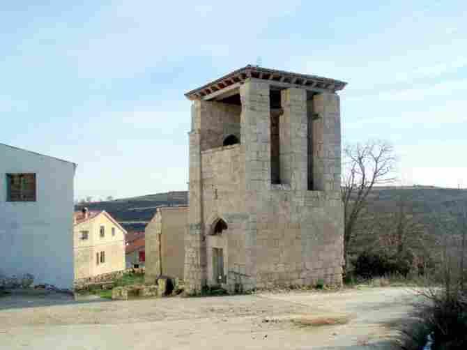 Reinoso, Burgos - (15 inhabitants)