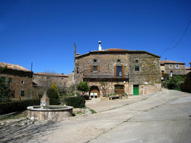 Tordelrábano, Guadalajara - (15 inhabitants)