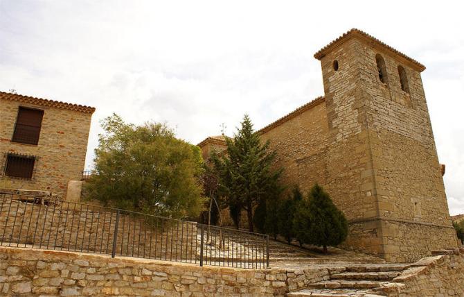 Torremochuela, Guadalajara - (12 inhabitants)